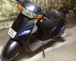 Black Ryder ActiVa .. good ConditioN And Best MIleage and too affordable