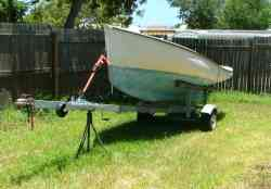 Abaco Sailing Dinghy 14 ft.