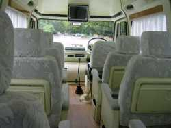 10 Seater Tempo Traveller on Rent