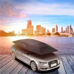 2017 Innovative Wholsale Waterproof Outdoor Car Parking Protective Automatic Car Cover