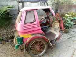 TRICYCLE side car for tmx 155 honda and other
