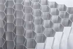 Aluminum Honeycomb Core For Cleaning System