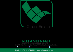 Apartment For Sale F-17, Islamabad