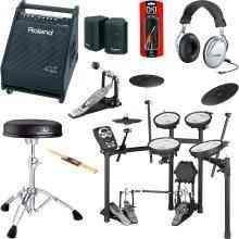 Roland TD-11K V-Compact Series, Electronic Drum Kit