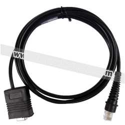 For Honeywell 4600rp COM RS232 2M Cable