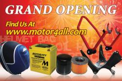 Motorcycle spare parts and accessories