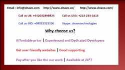 Get Quality Websites at Affordable Price
