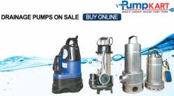 Drainage Pumps on Sale – Buy Online in India