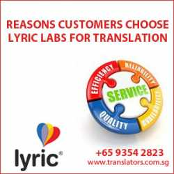 Reasons Customers Choose Lyriclabs for Translation Services