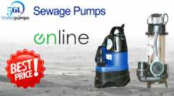 5GL Sewage Pumps Online at the Best Prices