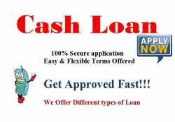 FINANCIAL LOAN OFFER HERE IS YOUR CHANCE