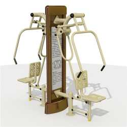Double Column Style High-quality Fitness Equipment