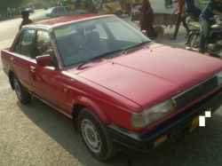 Excellent Condition My Family Car NISSAN SUNNY 1000cc Model 1987 AC, CNG, Return File