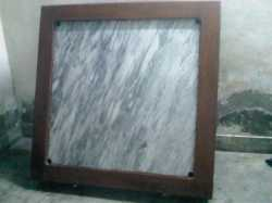 Carrom Board 5x5 (Fine Wooden with Thick Marble Slab)