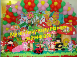 Kids 1st Birthday Theme party planners & Organizers in Delhi