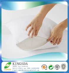 Customized Disposable Non Woven Fabric Pillow Covers For Home Textiles
