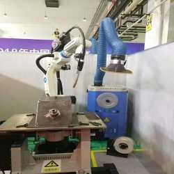 Automatic Cleaning Portable Welder Smoke p_urifer