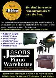 Baldwin Pianos Jasons Piano Warehouse