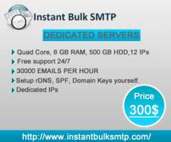 Email Marketing Servers Bulk Email Servers SMTP