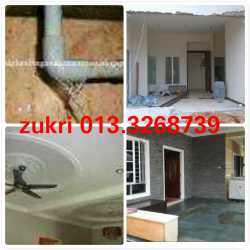 Plaster siling plumbing renovation 013.3268739