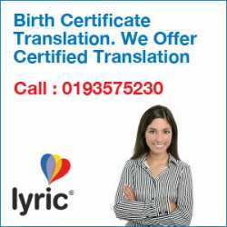 Certified Translation for Birth Certificates in Malaysia