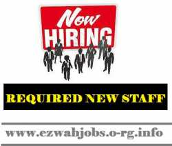 Part Time Staff Required (Cash Pay)