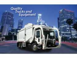 Quality Refurbished Trash Trucks & Street Sweepers from Prince Motors