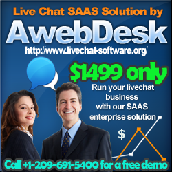SAAS Live Chat that is elegant, affordable and powerful