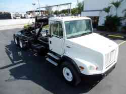 2004 Freightliner FL112 Roll Off Truck Stock M26501TX -Apex Equipment