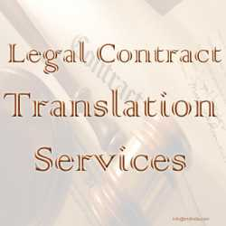 Certified Legal Contract Translation | Legal Contract Translation Services in California