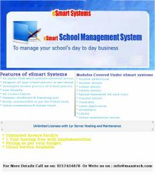 ONLINE SCHOOL MANAGEMENT SYSTEM INDIA