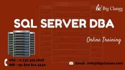 SQL Server DBA Online Training Regular and Fast track batches