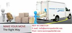 Shifting & Moving company in Dhaka