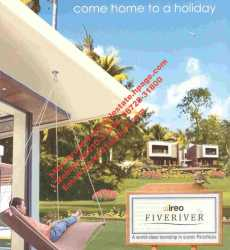 Ireo Rise Fiveriver Panchkula 1425 Sqft Ground /second, Chandigarh @95010-31800