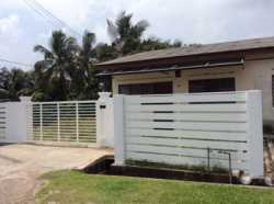 Single Storey Corner Terrace for Rent in Malacca, Malaysia