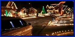 Hire a limo for Christmas Celebration in Mokena from Southwest Limo