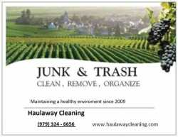 Haulaway Cleaning