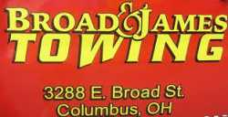 Broad & James Autocare & Towing