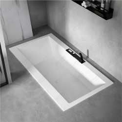 Drop Bathtub