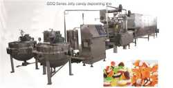 Industrial Jelly Candy Production Line