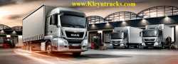 Buy Used Trucks for Sale|Second Hand Trucks Online at Kleyn Trucks
