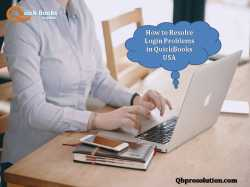 How to Resolve Login Problems in QuickBooks USA
