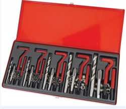 131PC Workshop Kit For Thread Repair Kit