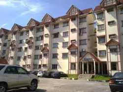 Bandar Country Homes, Apartment For Rent