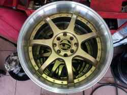 17 Rims with Tires