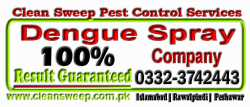 Mosquito Control Company Clean Sweep