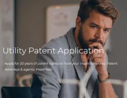 Non-Provisional Utility Patent Application - Thoughts To Paper