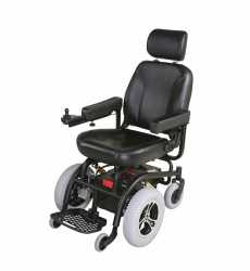 Safety Belt, Comfortable & Stable Driving Power Wheelchairs