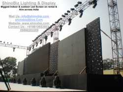 Led Screen, Video Wall, Supplier On Rental, Hire