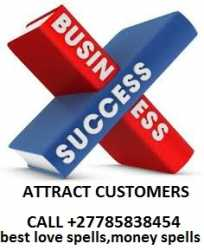 Business spells to attract more customers call +27785838454